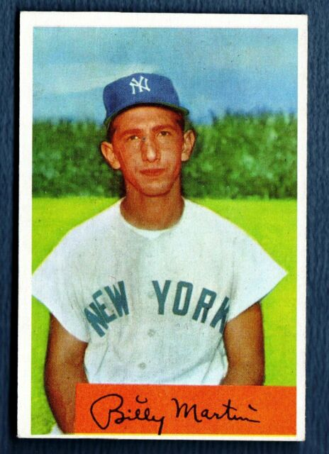 1954 Bowman Baseball EX-MT PICK YOUR CARD COMPLETE YOUR SET or BETTER!