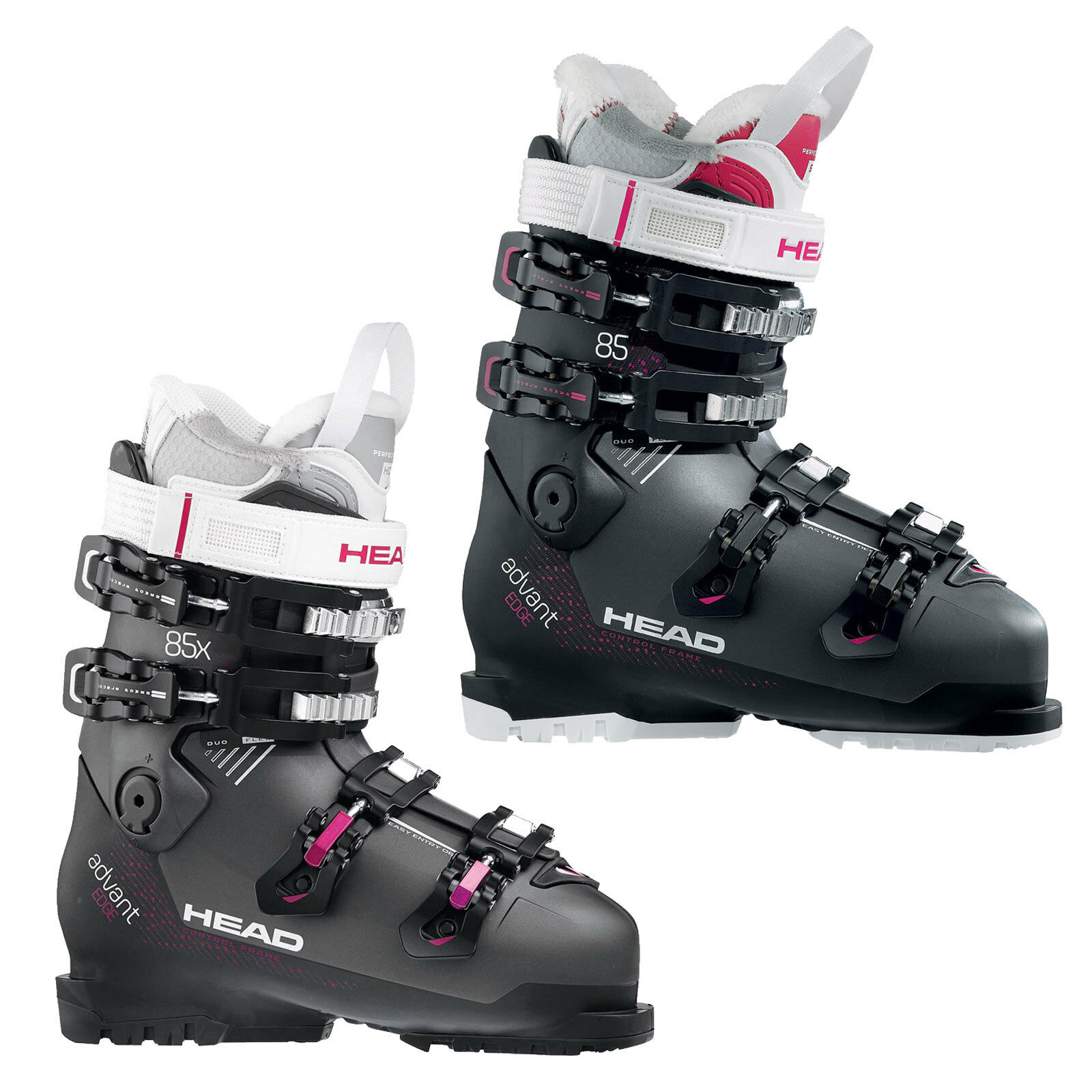 Head Advant Edge  85 W Ladies Ski Boots Ski Boots Ski Boots 4-schnallen New Top  your satisfaction is our target