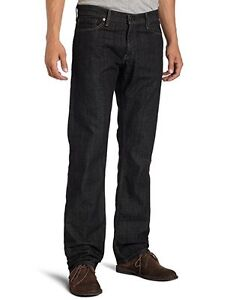 0961507a9 Levi's 514 Slim Straight Fit Mens Jeans 00514-0164 Tumbled Black | eBay