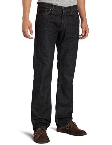 Jeans Puff 0164 hommes Fit pour Levi's Straight 00514 Slim 514 Black thBdsrxQCo