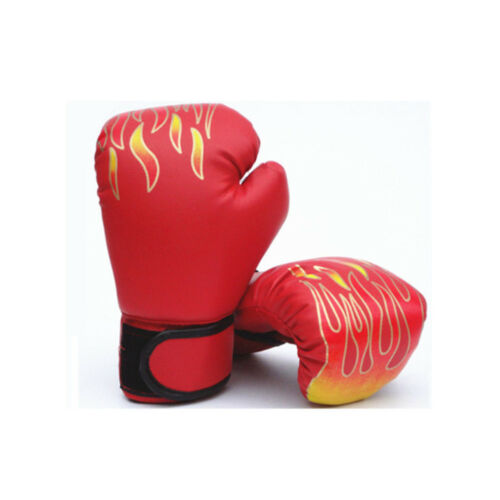 Children Kids Boxing Sparring Training Gloves MMA Kick Boxing Punching Gloves JL