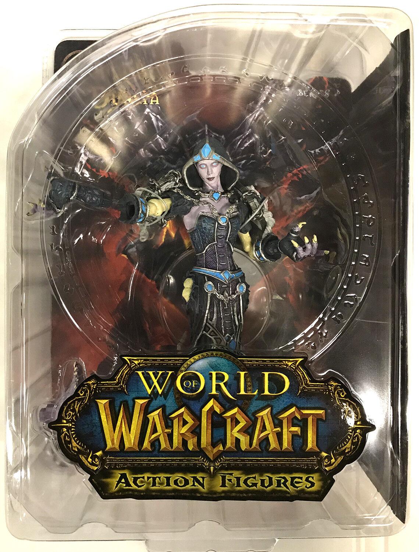 DC Unlimited World of Warcraft Forsaken Priestess Confessor Dhalia action figure