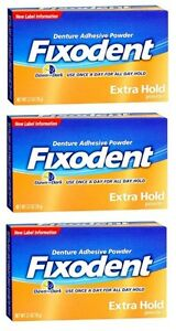 3-Pack-Fixodent-Denture-Adhesive-Powder-Extra-Hold-2-70oz-Each