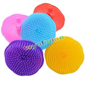 Plastic-Brosse-Peigne-Cheveux-Demelante-Massage-Tete-Coiffure-Soin-Shampoo