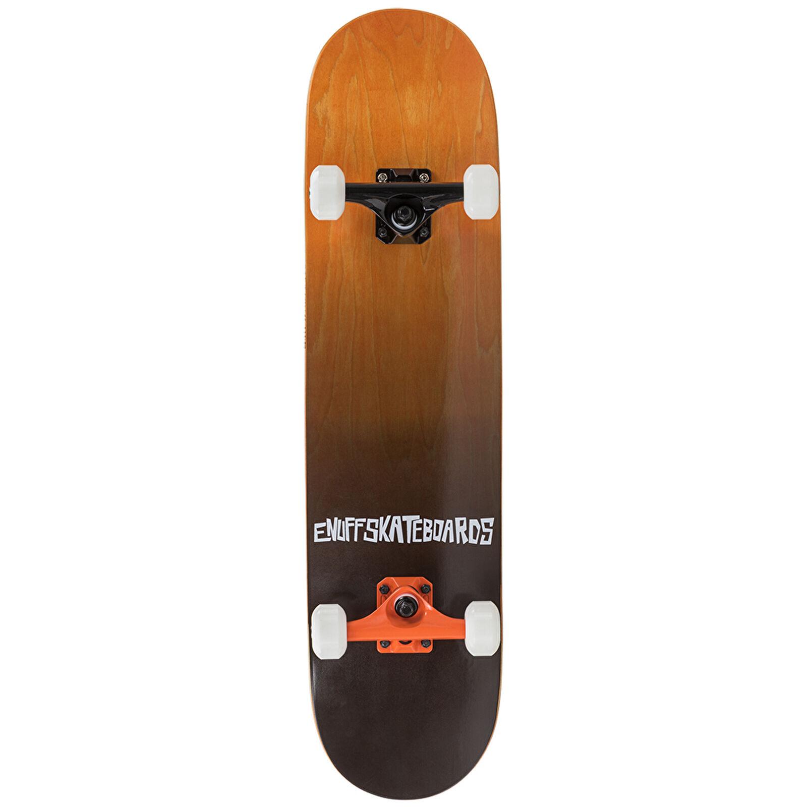 Enuff Enuff Enuff Verblassen Komplettes Skateboard - Orange cd5b2a