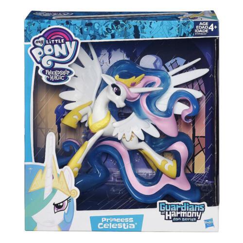 "My Little Pony Princess Celestia gardiens de l/'harmonie Fan Series 8/"" sculpture"