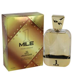 1-Mile-Pour-Homme-by-Jean-Rish-Eau-De-Toilette-Spray-3-4-oz-For-Men