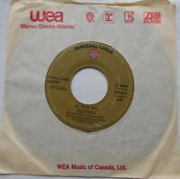 FRANCOISE HARDY Je suis moi / Message personnel NM- CANADA ORIG 1973 FRENCH 45