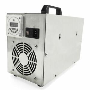 220V Ozone Generator 10000mg/h Luftreiniger Ozonisator Ozongerät Air Purifier DE