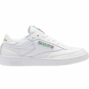 c4d347fab59 NIB Reebok Club C 85 Archive CN0645 White   Glen Green   Excellent ...
