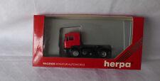 Herpa H0 1:87- 859186  MAN Solozugmaschine  rot OVP