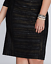 LANE-BRYANT-Metallic-Sheath-Dress-Plus-14-16-18-20-24-26-28-Crinkled-1x-2x-3x-4x thumbnail 3