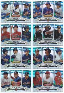 2018-Bowman-Chrome-Baseball-Talent-Pipeline-You-Pick-the-Card-Finish-Your-Set