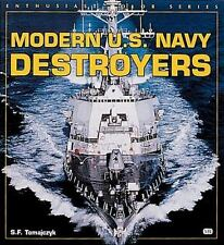 Modern U. S. Navy Destroyers (Enthusiast Color)