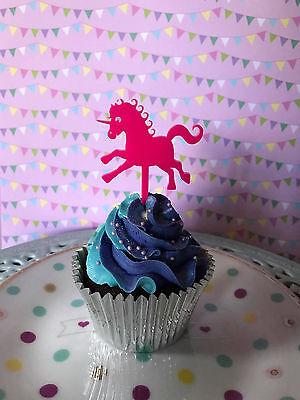 Incredible Unicorn Cupcake Topper Happy Birthday Cake Decor Girls Birthday Birthday Cards Printable Giouspongecafe Filternl