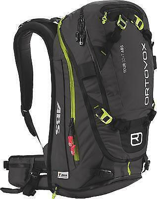 fc8ac8e428f Ortovox - 46104 00001 - Tour 32 + 7 Avalanche Backpack for ABS System,  Black for sale online | eBay
