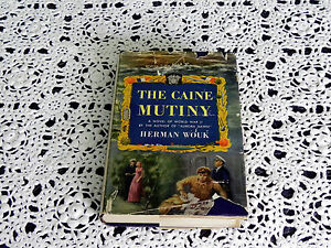The-Caine-Mutiny-by-Herman-Wouk-1st-Edition-17th-Printing-Hardback