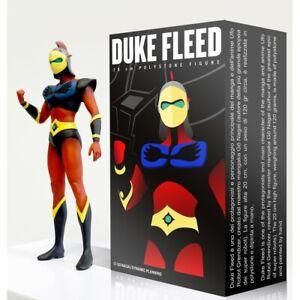 Actarus Duke Fleed da Goldrake Grendizer in SoftVinyl  Move the Game Gadget 20cm