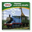 Thomas und seine Freunde: Geschichtenbuch 03: Thomas und die große Giraffe von Wilbert Awdry und Holger Riffel (2012, Gebundene Ausgabe)