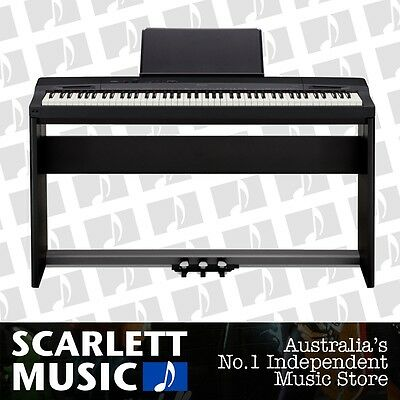 Casio Privia PX-160 88 Key Digital Piano w/Stand and Pedals *BNIB* 18% off.