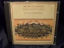 M. Clementi - Sonatas For The Pianoforte  -Jos Van Immerseel