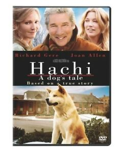 Hachi-A-Dog-039-s-Tale-New-DVD-Ac-3-Dolby-Digital-Dolby-Widescreen