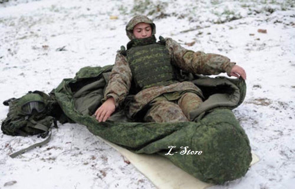 Bolsa De Dormir Ejército ruso moderno  Ratnik   Original