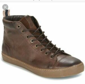 Scarpe Jones Brother High Numero 40 Jack Leather Alte OHrq6H5w