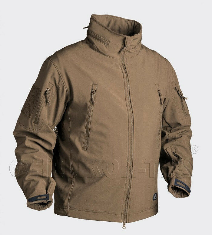 Helikon Tex US Gunfighter Shark Veste Softshell Veste en plein Air Coyote Large
