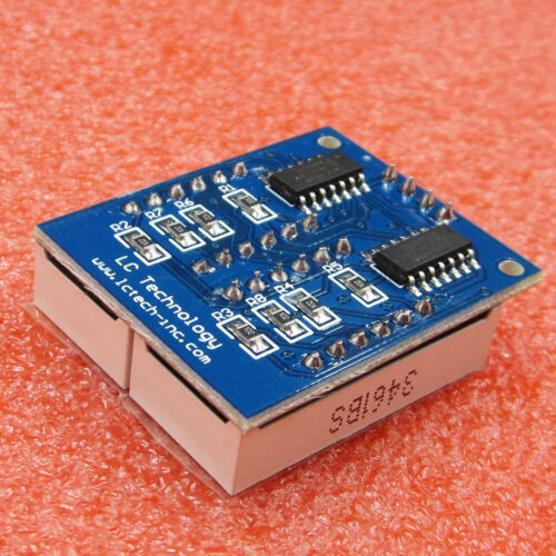 74HC595 74HC164 8Bit 8-Digit 5V LED Nixie Tube Display Module Red Digital Tube