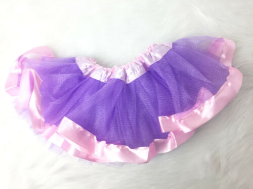 Dog Puppy Pink Paw Skye Everest Purple 2nd Second Birthday Tutu Outfit Shirt Set
