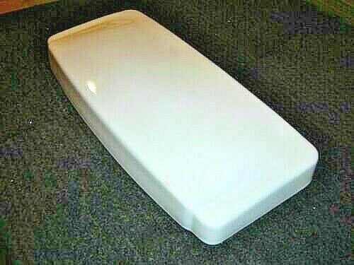 Peerless Rudisill Burden Leisure #3 #5 #  toilet tank lid WHITE no flaws