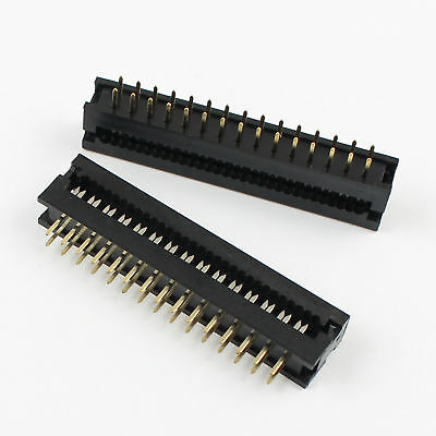IDC Connector 2.54mm pitch 20 pins Ribbon Connectors 20 PIN  5 sets male