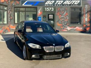 2013 BMW 5 Series 550i xDrive M Sport