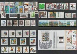 Germany-Federal-Frg-vintage-yearset-Yearset-1994-Mint-MNH-complete-Complete