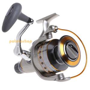 Yoshikawa-Coarse-Fishing-Spinning-Reel-11BB-Baitfeeder-Offshore-Carp-3000-6000