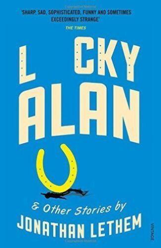 1 of 1 - Lucky Alan, Good Condition Book, Lethem, Jonathan, ISBN 9781784701635