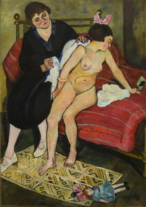 Suzanne Valadon The Abandoned Doll Giclee Canvas Print Paintings Poster