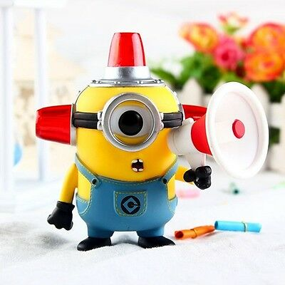Funko Pop Movies Despicable Me: Collectible Horn Minion Vinyl Action Figure Toy