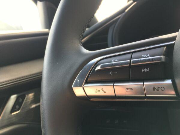 Mazda 3 2,0 Sky-X 180 Cosmo aut. billede 16