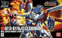 Gundam 1/144 Hgfc 110 Gf-017njii Gundam God Burning Model Kit Usa Seller
