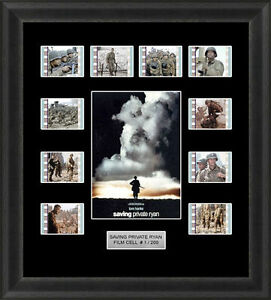 Saving-Private-Ryan-Framed-35mm-Film-Cell-Memorabilia-Filmcells-Movie-Cell