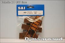 SAI Maquettes Cabanes et Cabanon SAI 452 échelle HO