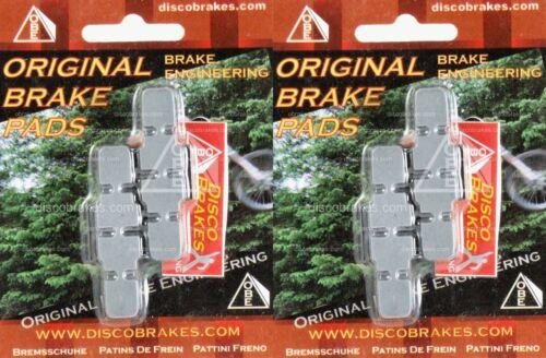 Choose Compound 2 Pairs Magura Hydraulic Rim Bbrake Pads HS11 HS22 HS33 HS66 77