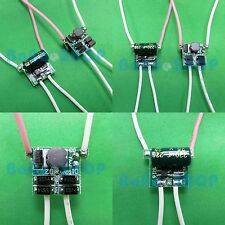 10pcs AC/DC Driver 12V Power Supply 1x3W 3x3W for LED 600mA Light Lamp 3W 9W car