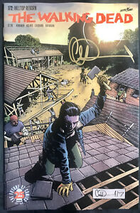 IMAGE-COMICS-THE-WALKING-DEAD-172-SIGNED-BY-CHARLIE-ADLARD-W-COA