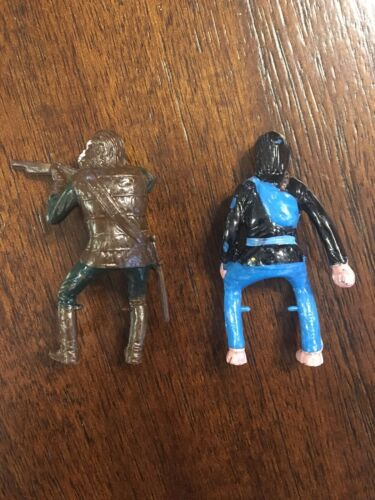 Planet of the Apes Vintage 1960s 2 1//2 Inch Figures Made in Hong Kong RARE Nice!