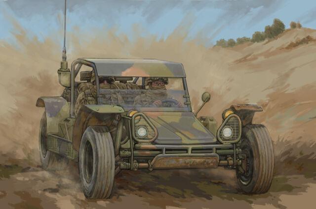 DPV US. DELTA FORCE - KIT HOBBY BOSS 1/35 N° 82406
