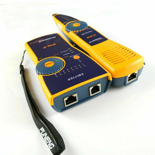 PN-F LAN Network Cable Tester Telephone Wire Tracker Toner f// RJ11 Line Diagnose