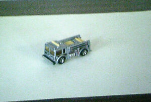 Mattel-Hotwheels-1976-Loeschwagen-Fire-Eater-No-5-Super-Erhaltung-Neuwertig